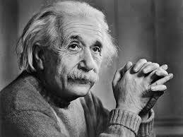 Qui de mieux pour parler de l'énergie que Monsieur Albert Einstein?